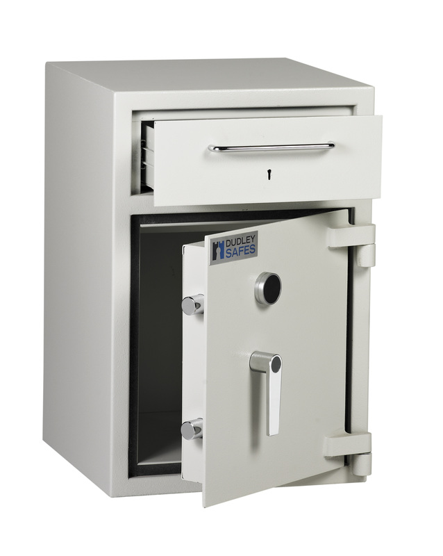 Dudley Safes Ltd CR4000 Drawer Deposit Safe - Size 1