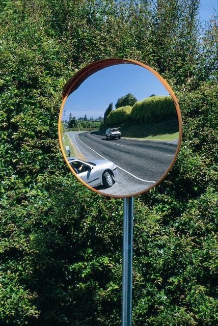 Securikey Mirrors Exterior Heavy Duty - M18087D deluxe