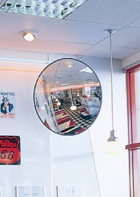 Securikey Mirrors Interior Convex - M18108J