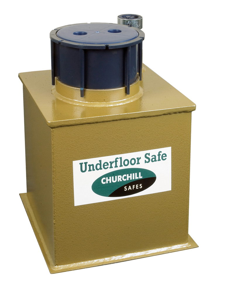 Churchill Safes Domestic Underfloor - D4L Deposit