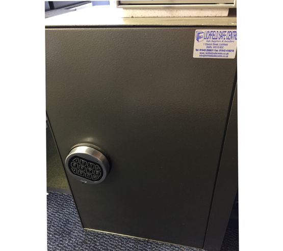 Britannia Safes Digital Safe - Digital