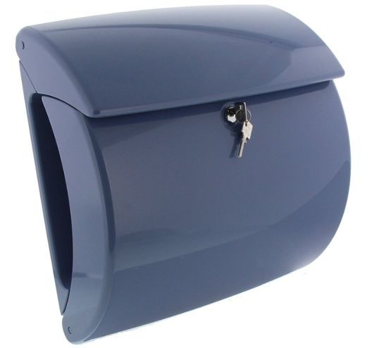 Burg Wächter Piano Post Boxes - Piano 886 Light Blue