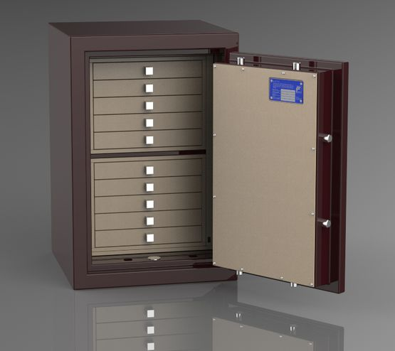 De Raat Security  De Raat St Gallen Luxury Safe - M4