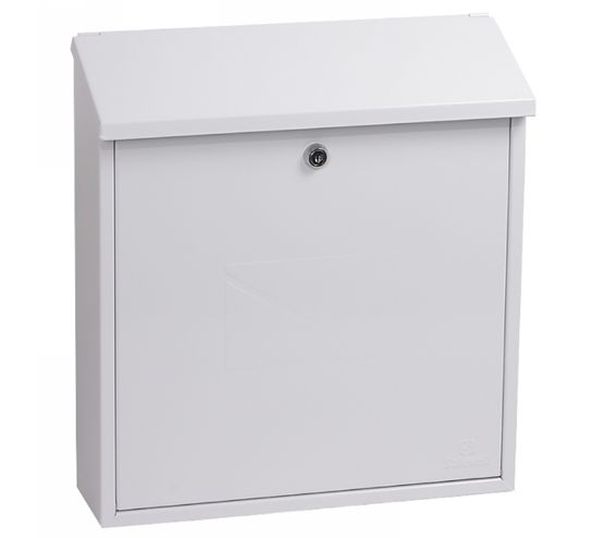 Phoenix Safes Top-Loading Mail Boxes MB Series - CASA MB0111KW White