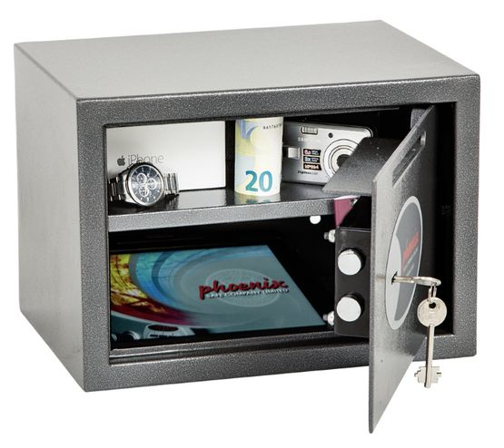 Phoenix Safes Vela Deposit Home and Office Safes  - SS0802