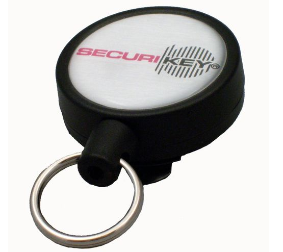 Securikey Key Reels - Heavy Duty - RMBXCBSP - 900mm Cord - Spinner Fixing