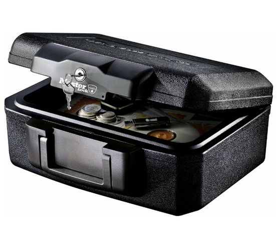 Securikey Master Lock Fireproof Chests - L1200