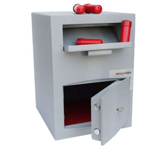Securikey Mini Vault Silver Deposits - Mini Vault 2 Deposit