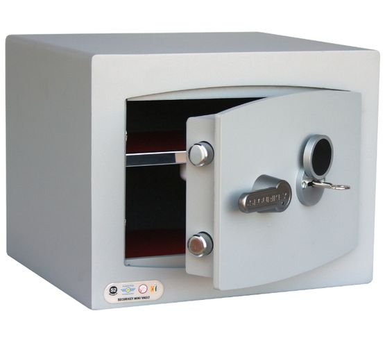 Securikey Mini Vault Silver S2 - Mini Vault 1