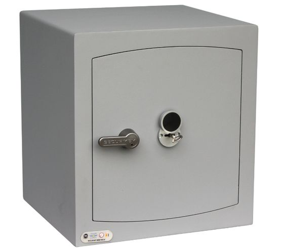 Securikey Mini Vault Silver S2 - Mini Vault 3