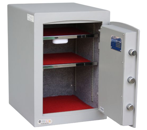 Securikey Mini Vault Silver S2 - Mini Vault 2