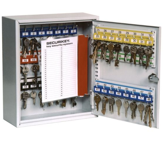 Securikey System Deep Key Cabinets - System 48 Deep