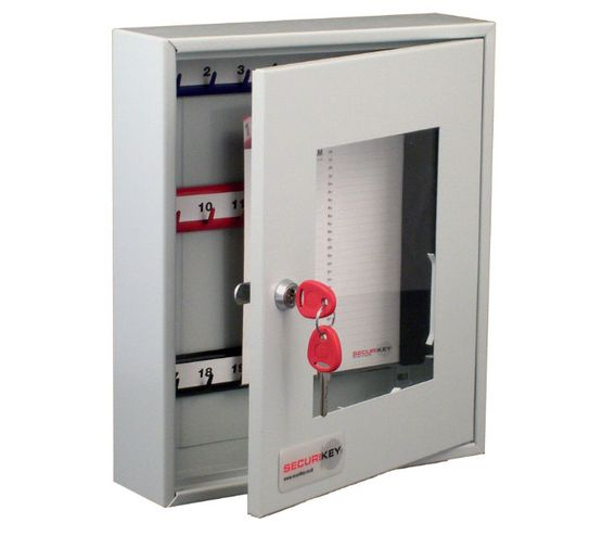 Securikey System Key View Cabinets - System 24 Key View