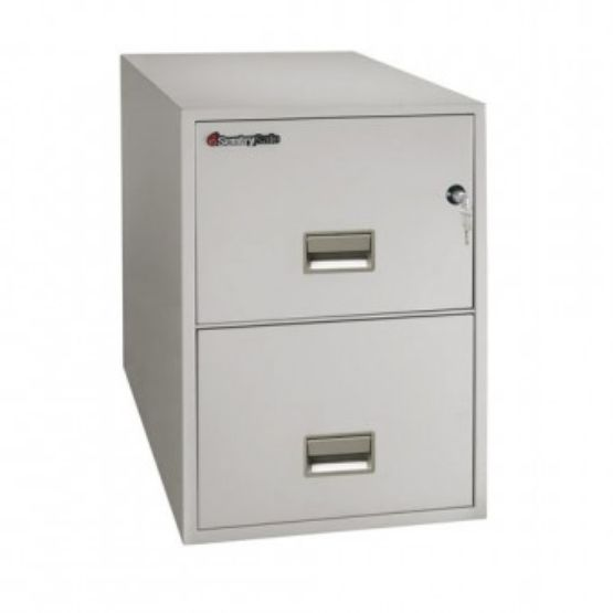 2 drawer filing cabinet - 2T2010P 2T2010P