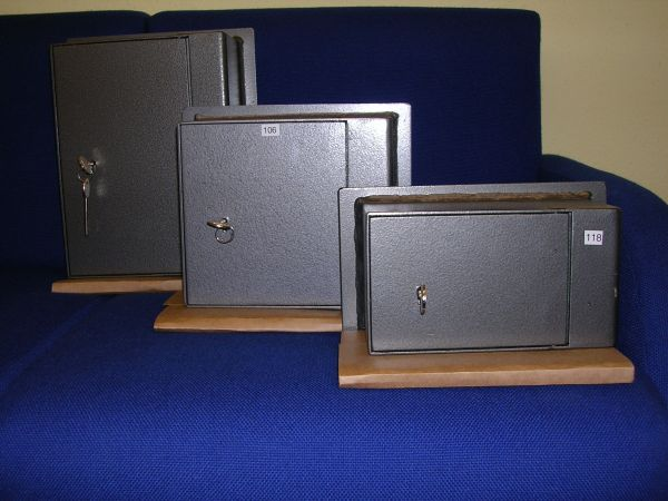Wall Safe - Britannia Safes