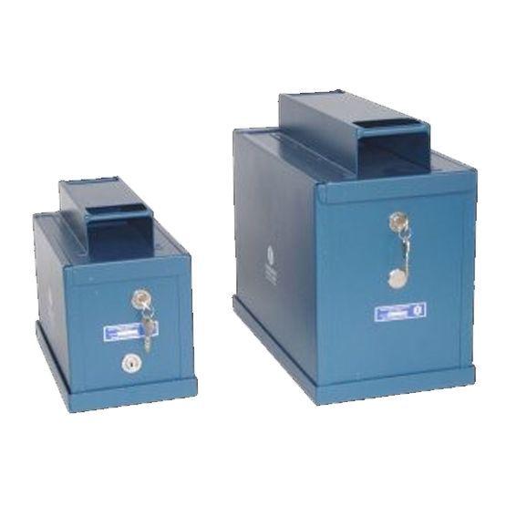 Coin Chute Safes - Checkmate Devices Limited