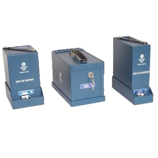 Slot Top Safes - Checkmate Devices Limited