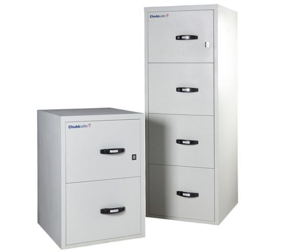 "Fire File 25"" - Chubb Safes"