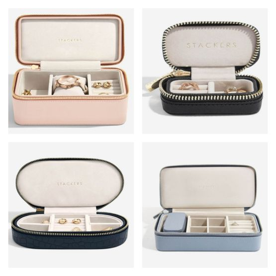 Stacker Travel Jewellery Boxes - Jewellery/ Watch Accessories